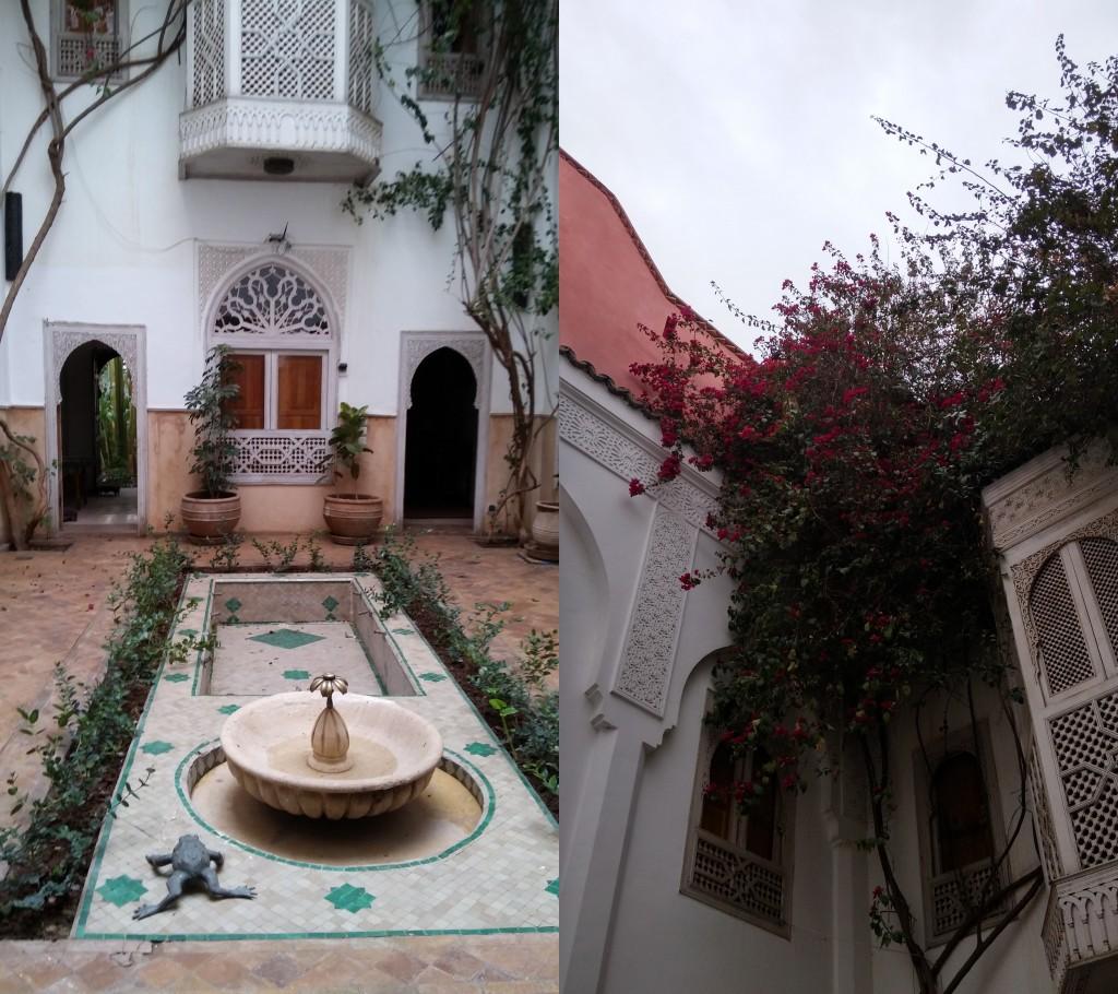 Riad i Medinaen