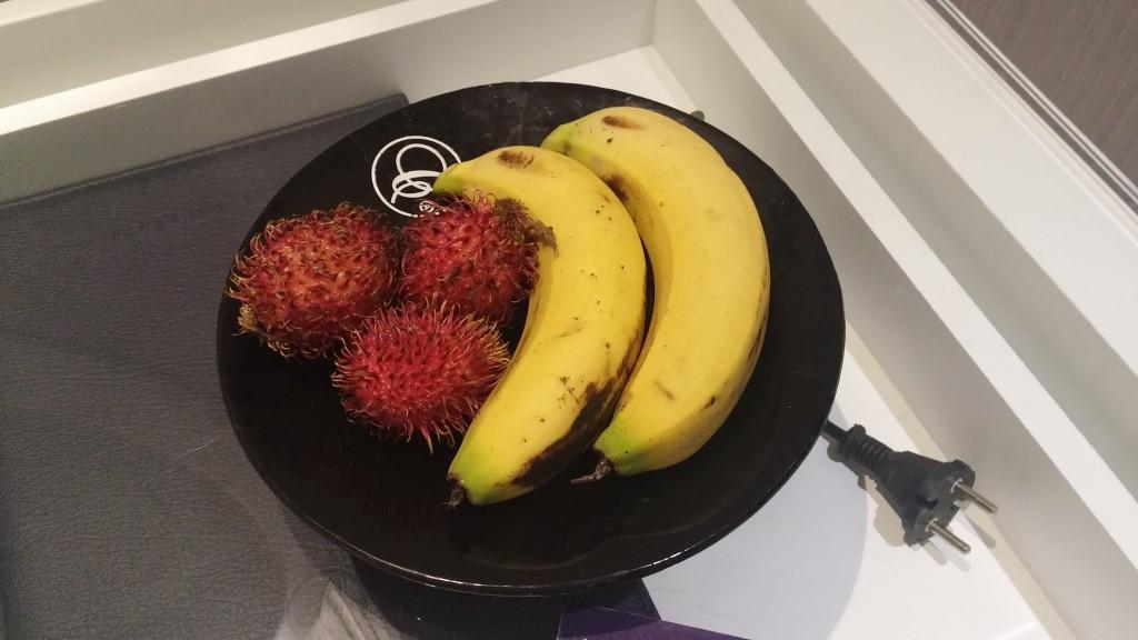 frisk frugt fra vietnam