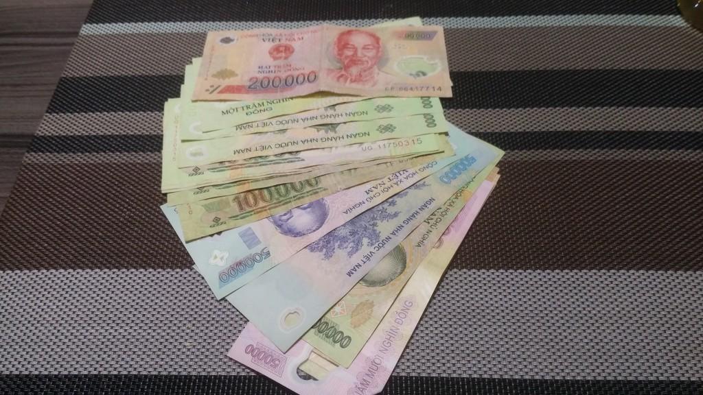 vietnamesiske penge