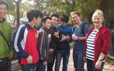 Første dag – Rundt i Hanois Gamle By