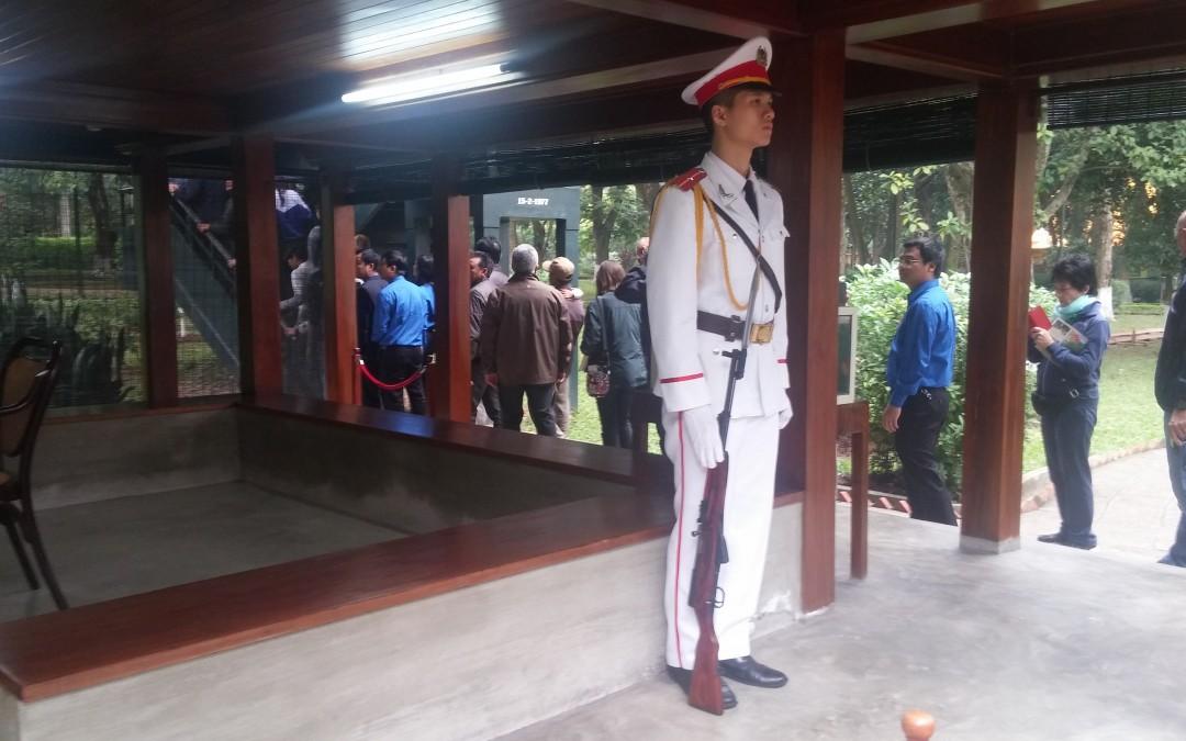 Farvel og tak til Vietnams pulserende hovedstad