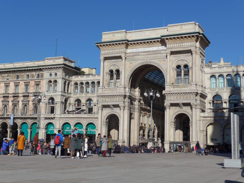 Gallaria Vittorio Emanuele II
