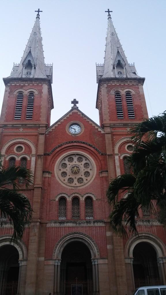 den katolske kirke i ho chi minh