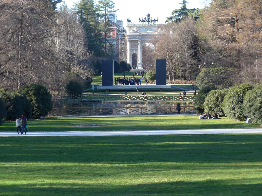 park ved sforza