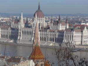 budapest i februar