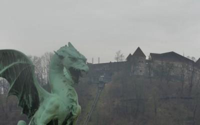 Ljubljana – En mystisk oplevelse i en lille storby