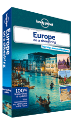 lonely planet bog om europa
