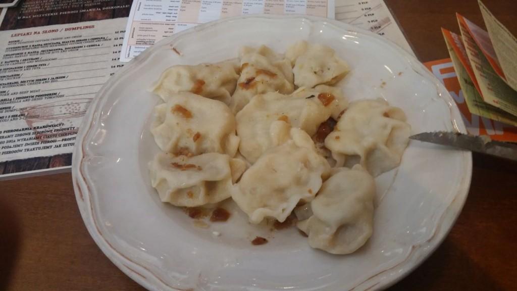 polsk mad pierogi