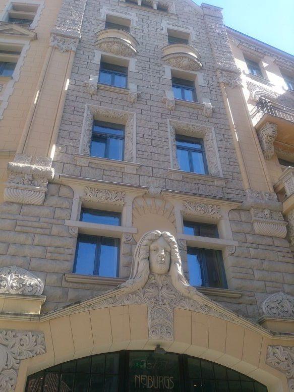 arkitektur riga