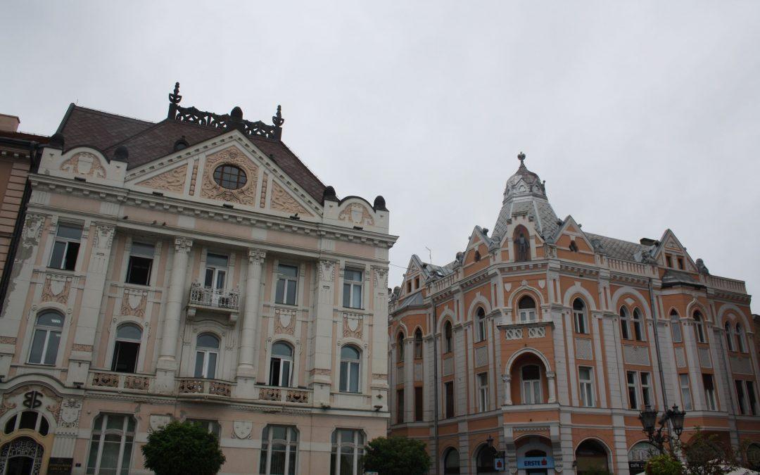 Nydelige Novi Sad