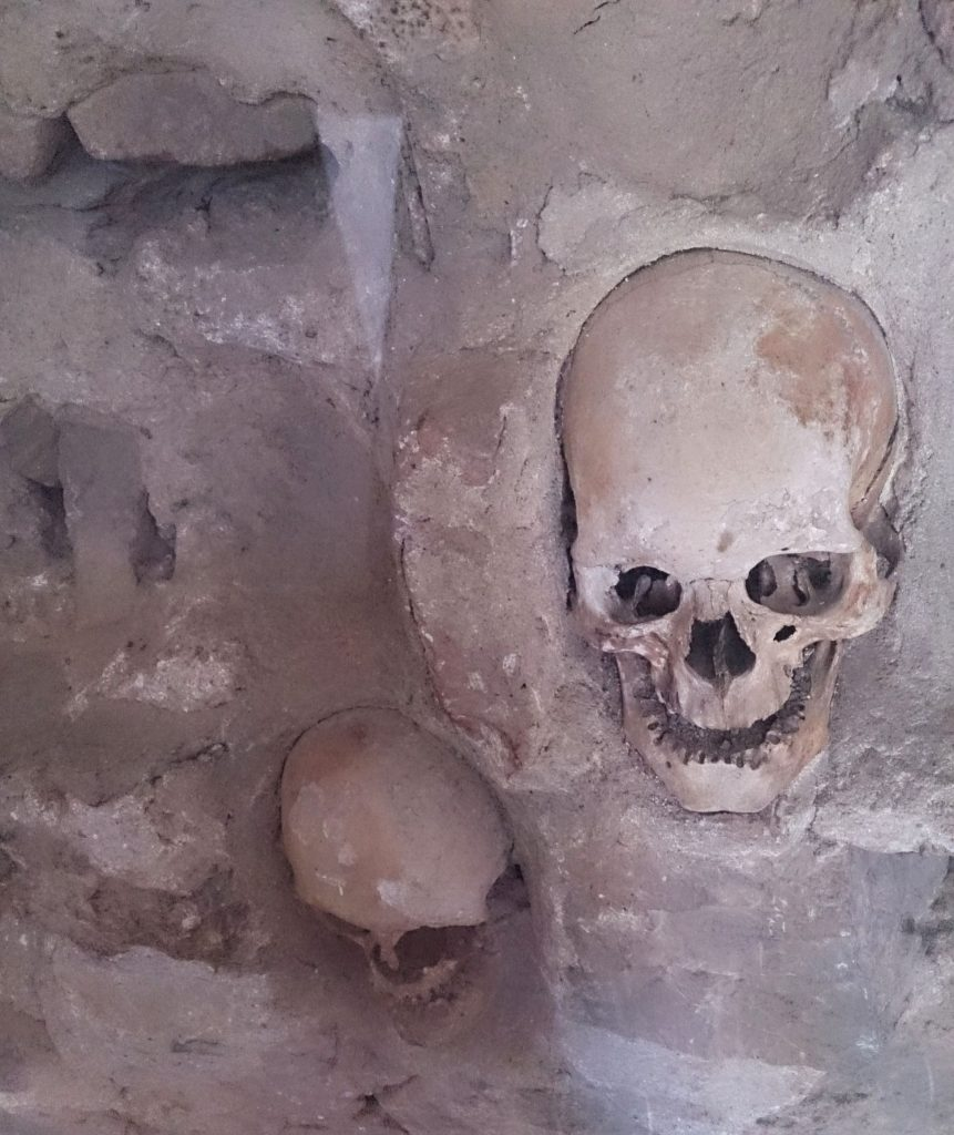 Niš skull tower