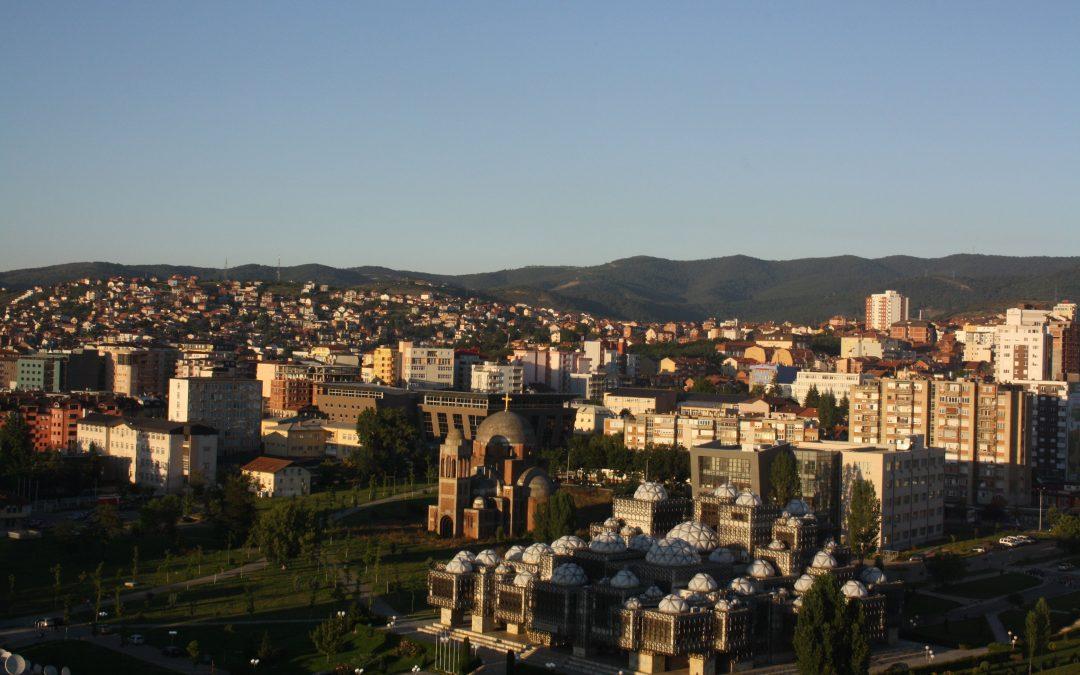 Pristina: Europas yngste hovedstad