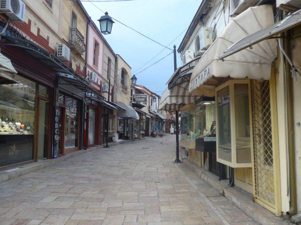 den gamle bazar skopje