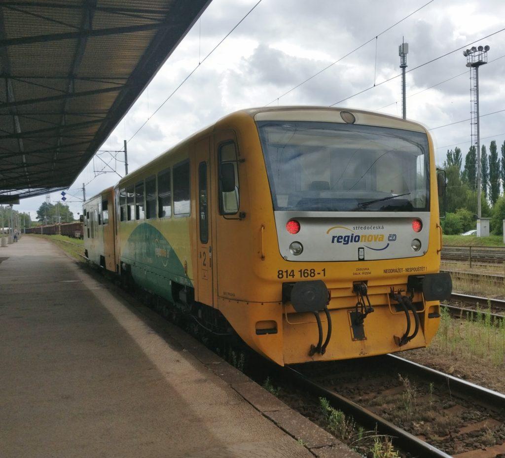 Offentlig transport Tjekkiet