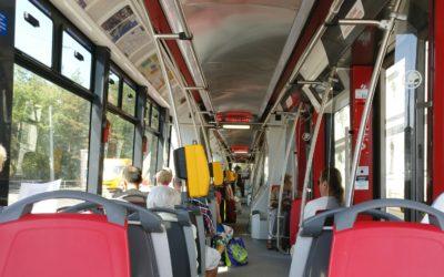 Guide: Offentlig transport i Tjekkiet