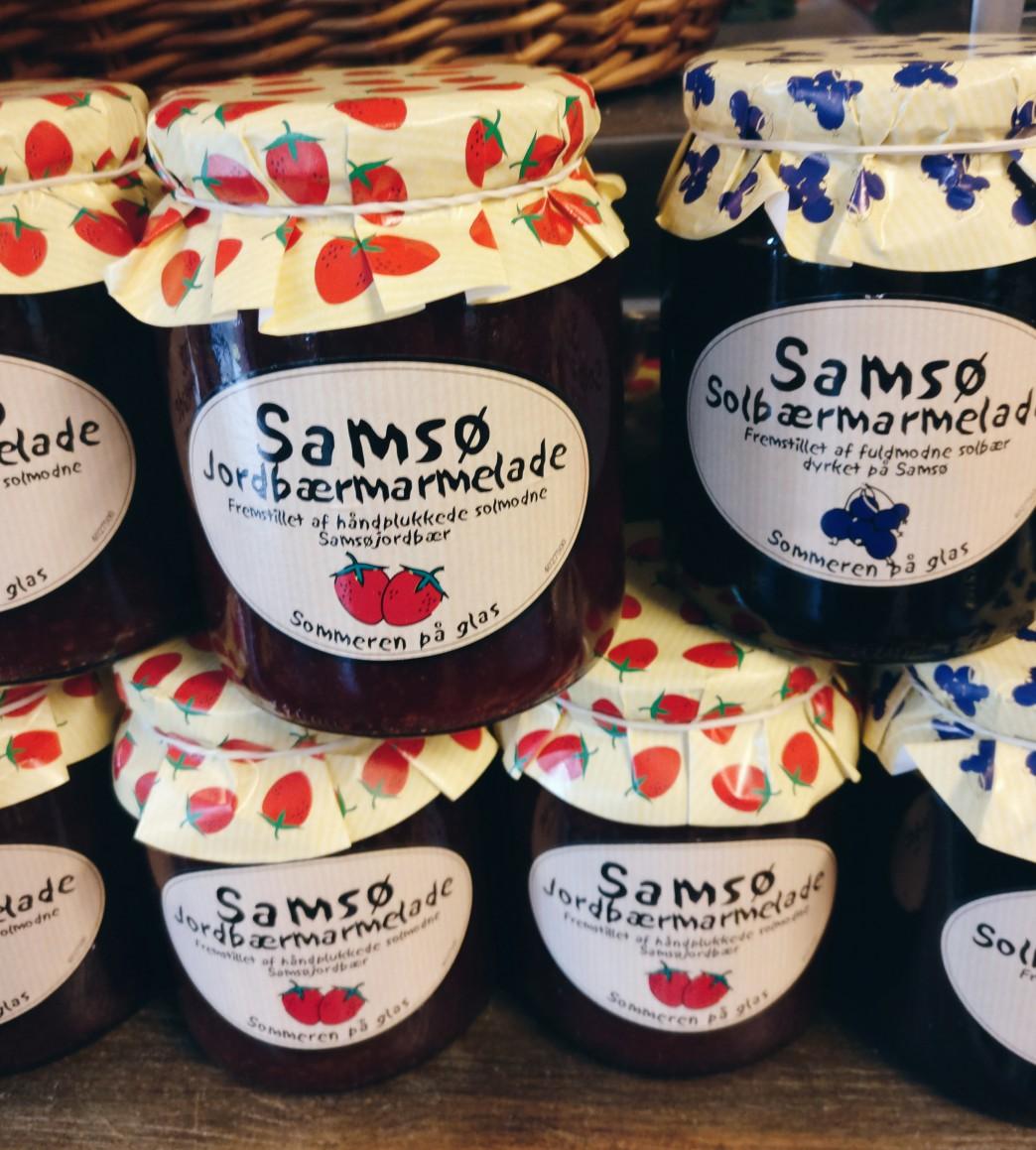 Samsø marmelade