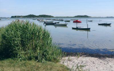 Postkort fra Samsø – Et charmerende spisekammer